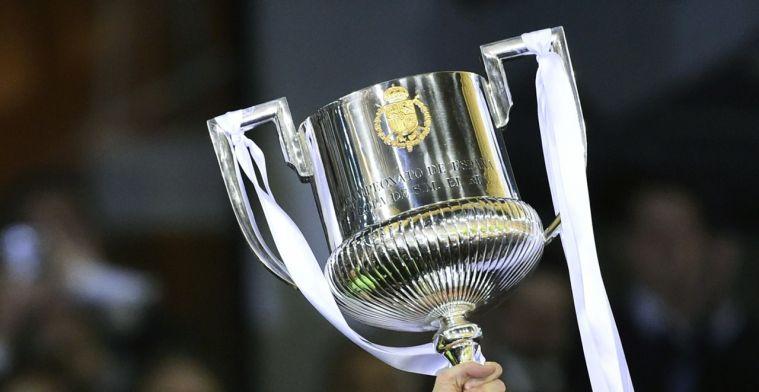 RECORDATORIO | Los emparejamientos de 1/16 de la Copa del Rey