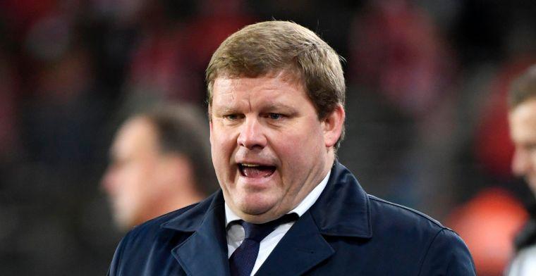 """Vanhaezebrouck voor Cercle Brugge: """"Ik roep op tot waardigheid"""""""