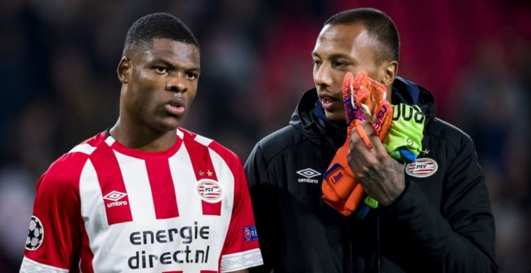PSV-vertrek mogelijk: 'Duidelijk dat hij niet met een grote grijns op de bank zit'