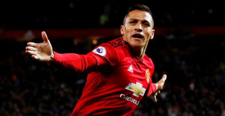 'Meer onrust op Old Trafford: gefrustreerde Sánchez ongelukkig met Mourinho'