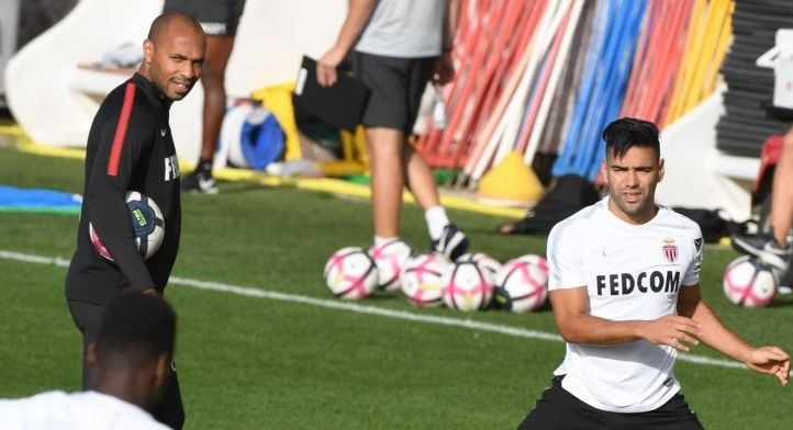Thierry Henry: Falcao es el líder del equipo, el goleador