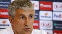 """Imagen: """"Si no estamos a nuestro nivel, el Valladolid nos va a complicar mucho"""""""