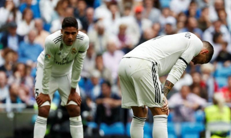 Afbeelding: Dramatische middag voor Real Madrid: negatief clubrecord en opnieuw een nederlaag