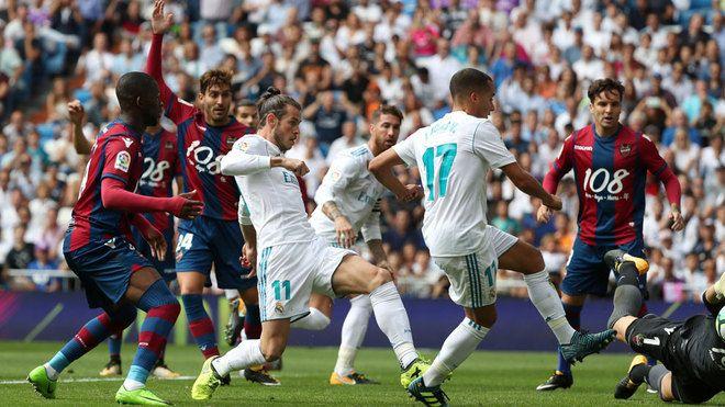 OFICIAL | El Madrid recupera a varios de sus titulares para medirse al Levante