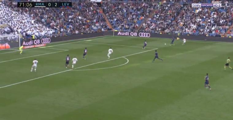 VÍDEO   Marcelo rompe la peor sequía goleadora de la historia del Real Madrid