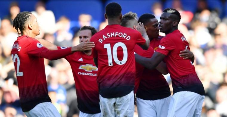 Woedende Mourinho ziet zege Man United in blessuretijd uit handen glippen