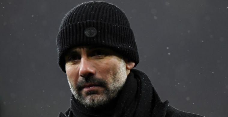 Guardiola maant City tot actie: 'Kijken niet alleen naar recente prestaties'