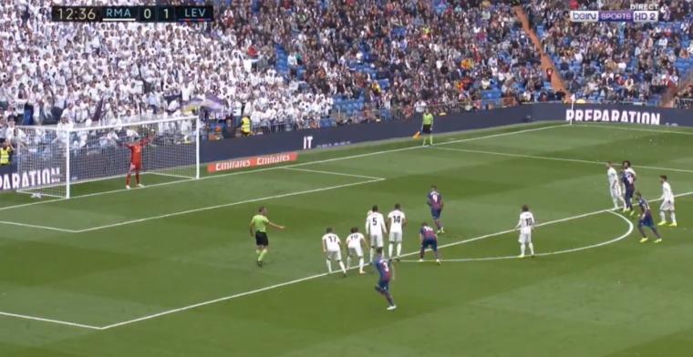 VÍDEO | Roger no falla y pone de penalti el 0-2 para el Levante