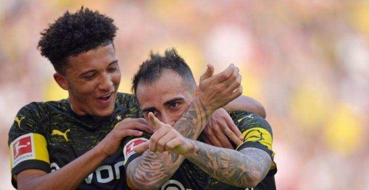 Alcácer sella la opción de compra del Borussia con otro golazo