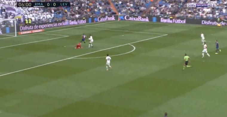 VÍDEO | El Bernabéu tiembla; Morales hace el 0-1