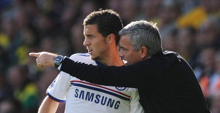 Wanneer Hazard de beste speler van de Premier League is, wordt Chelsea kampioen