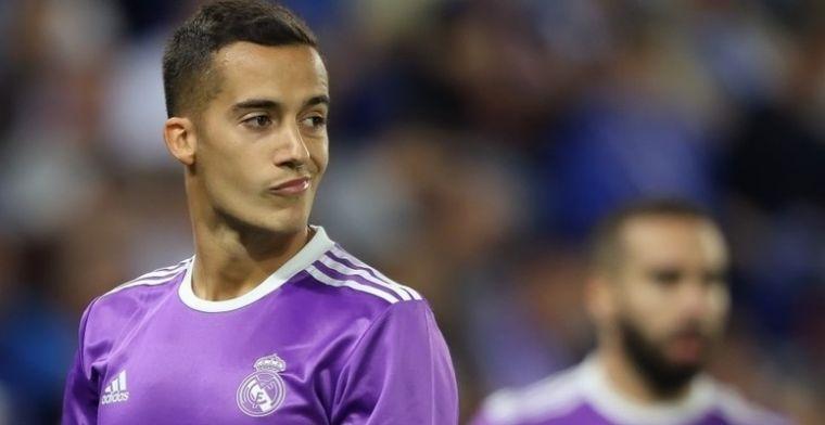 Lucas Vázquez: Los jugadores no somos nadie para opinar sobre el entrenador