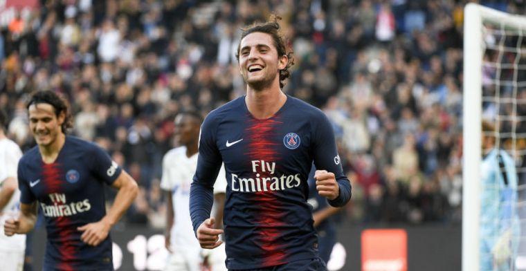 PSG zonder Neymar fluitend op weg naar kampioenschap: tiende zege op rij