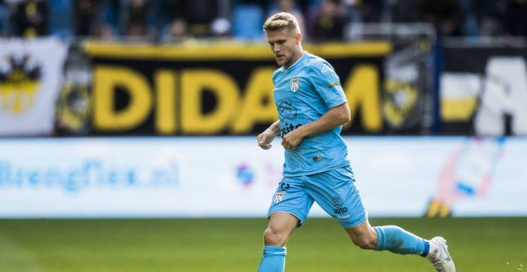 Voormalige groeibriljant van AC Milan belandt bij Heracles: Voetbal is crazy