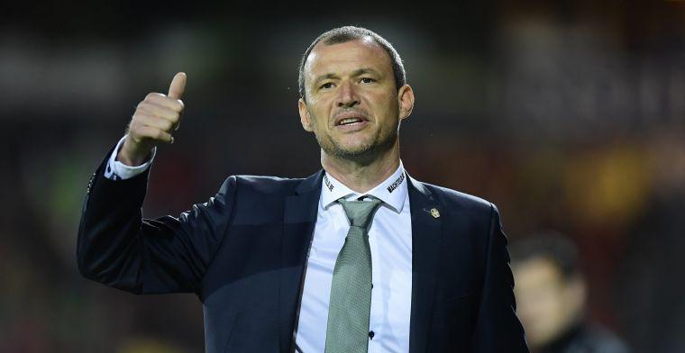 Cercle wil niet één, maar drie punten op Anderlecht: Dat maakt geen verschil