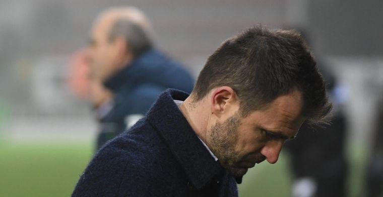 'Vossen met tranen van het veld, zware blessure wordt gevreesd'