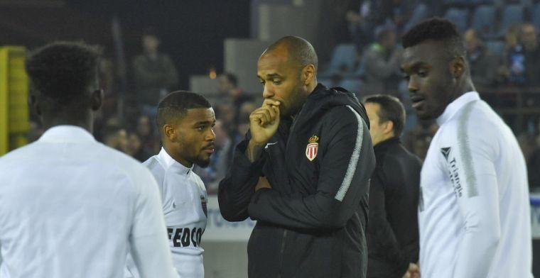 Scorende Tielemans kan debuterende Henry geen winst bezorgen bij Monaco