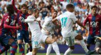 Imagen: OFICIAL | El Madrid recupera a varios de sus titulares para medirse al Levante