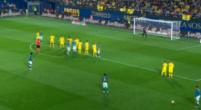 Imagen: GOL | Filipe Luis adelanta al Atleti con suspense... ¡Y de cabeza!