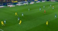 Imagen: GOL | El Villarreal empata con un gol de 'patio de colegio'