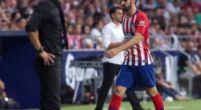 Imagen: El primer jugador en cumplir ciclo de tarjetas en el Atlético