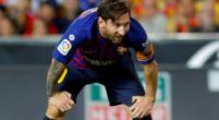 Imagen: ÚLTIMA HORA | Leo Messi hace saltar las alarmas y abandona el partido