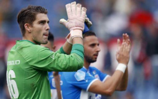 """Woede-uitbarsting bij PEC Zwolle: """"Na die goal knapte er wel iets bij mij"""""""