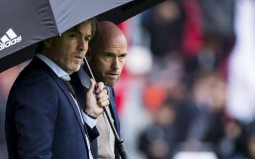 """Witschge in technische staf Ajax: """"Dat is nu mijn belangrijkste taak"""""""