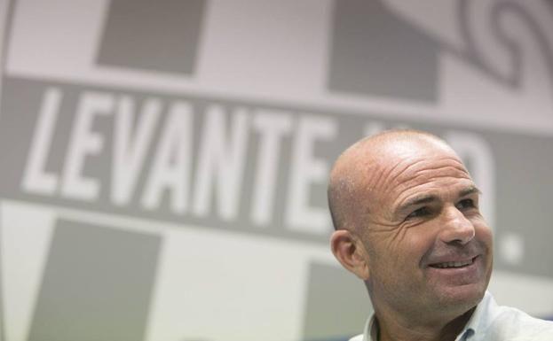 El histórico récord de Paco López al frente del Levante