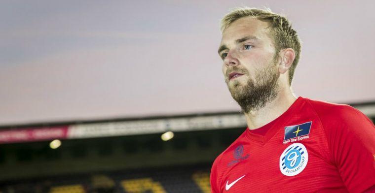 Verbeek: 'Hij kan zijn ambities om bij PSV onder de lat te staan wel vergeten'