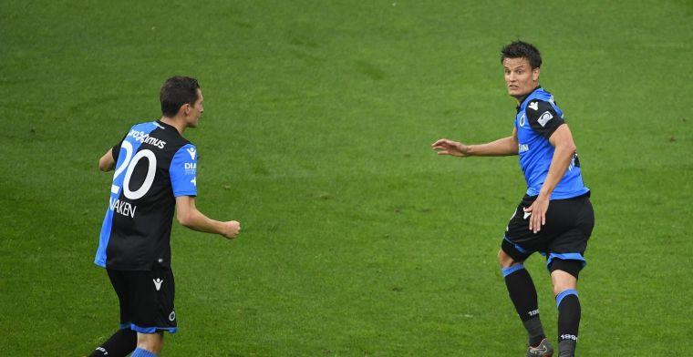 AI! Club Brugge krijgt bijzonder slecht nieuws over blessure Vossen