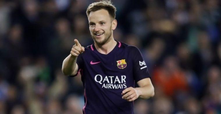 Rakitic avisa al vestuario tras la lesión de Leo Messi