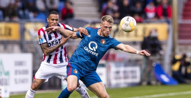 'Als ik carrière bij Feyenoord afsluit, heb ik misschien wat laten liggen'