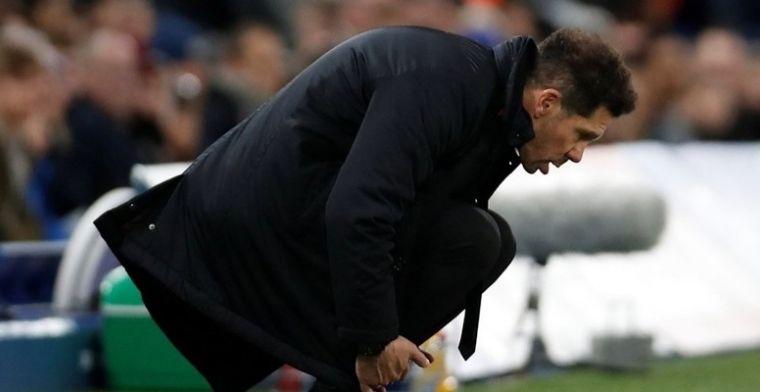 El Atlético, tan solo cinco victorias tras los últimos seis parones