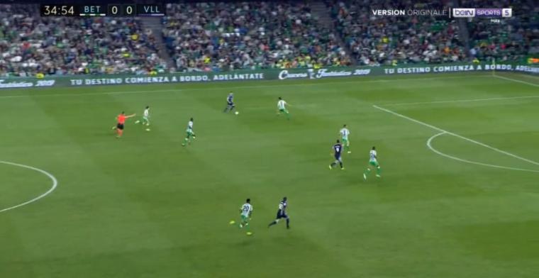 VÍDEO | Antoñito pone por delante al Valladolid en el Villamarín (0-1)