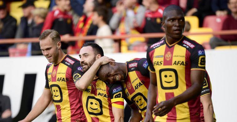 Felgeplaagd KV Mechelen pakt uit met ruime zege in topper