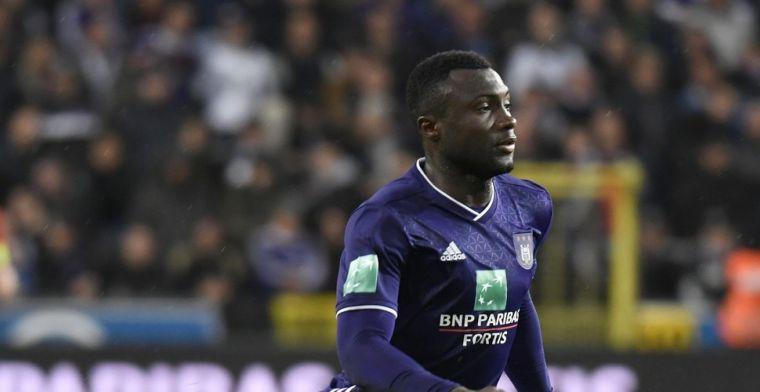 Anderlecht-nieuweling weet te overtuigen: Er werd wat getwijfeld