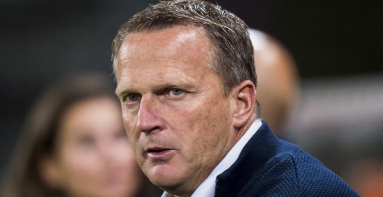Verslagen Van den Brom: 'Heb wel twee dagen nodig voor ik dit heb verwerkt'