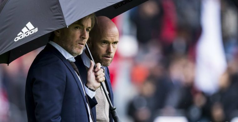 Witschge in technische staf Ajax: Dat is nu mijn belangrijkste taak