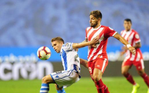Imagen: CRÓNICA   Empate sin goles en el regreso de Eusebio a Anoeta