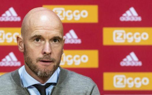 Afbeelding: Ten Hag onder de indruk van Benfica: 'Dat is het grootste verschil met Ajax'