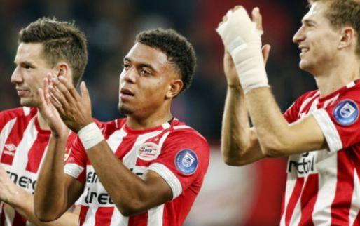'PSV pakt door en praat met Raiola over contract tot 2022 of 2023'