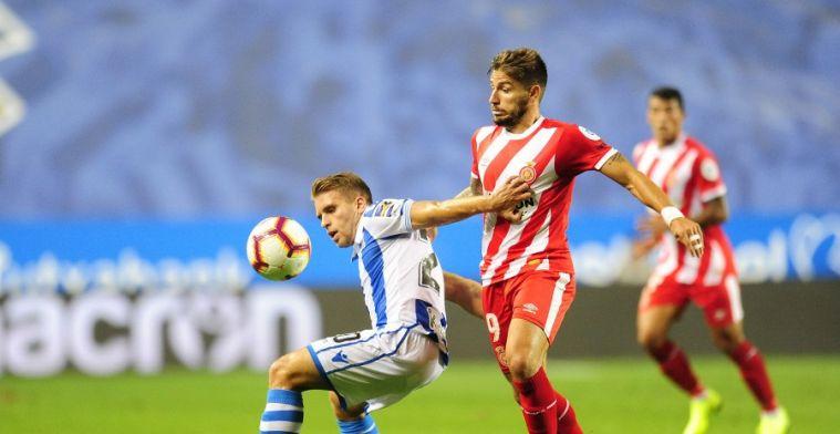 CRÓNICA | Empate sin goles en el regreso de Eusebio a Anoeta