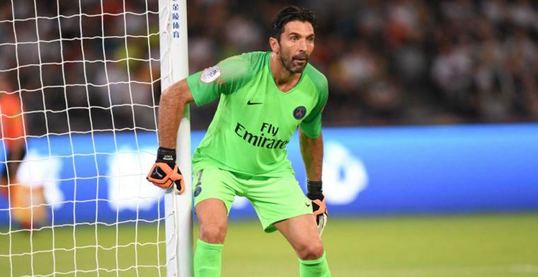 Buffon maakt buiging voor 'beste Ligue 1-speler': Ik zou zeggen: Memphis Depay