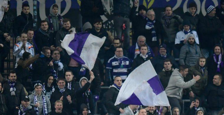 'Goudhaantje krijgt geen kansen bij Anderlecht, vertrek lonkt'