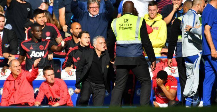 Mourinho: 'Blij om United-contract uit te dienen en ik wil ook daarna blijven'