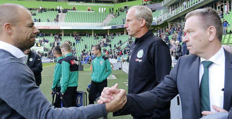 'Je merkt dat mensen die al jaren bij FC Groningen komen, zich distantiëren'