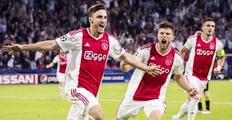 'Dubbele meevaller voor Ajax: twee zorgenkindjes op schema voor Benfica-thuis'