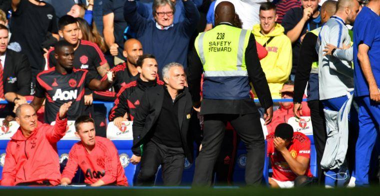 ''Wie is de mol' bij Manchester United: Mourinho woedend na uitlekken opstelling'