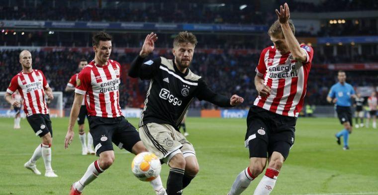 VP-community: 'Ajax heeft al bewezen wie er het beste tegen bestand is: PSV'
